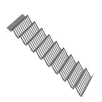 Сетка на клавиши Claas Lexion (262х718)